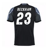 Camiseta Real Madrid Third 2016/17 (Beckham 23) de niño