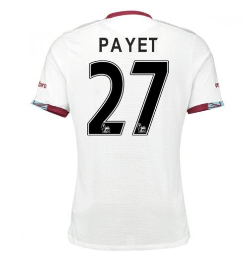 6f45fa4f208a9 Compra Camiseta West Ham United 2016-2017 Away Original