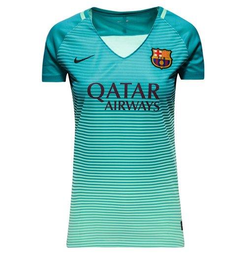 632c341422206 Compra Camiseta Barcelona Third 2016 17 de mujer Original