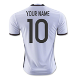 Camiseta Alemania Home 2016/17 Personalizable