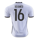 Camiseta Alemania Home 2016/17 (Kramer 16)