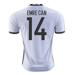 Camiseta Alemania Home 2016/17 (Emre Can 14) de niño