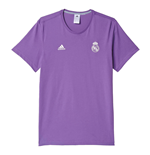 Camiseta Real Madrid 2016/17 Adidas 3S (Morado)