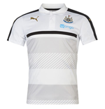 Polo Newcastle United 2016-2017 (Blanco)