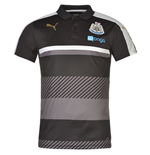 Polo Newcastle United 2016-2017 (Negro)