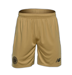 Pantalón corto Celtic 2016-2017 Away (Oro)
