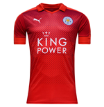 Camiseta Leicester City F.C. 2016-2017 Away