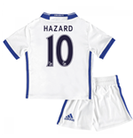 Mini conjunto Chelsea Third 2016/17 (Hazard 10)