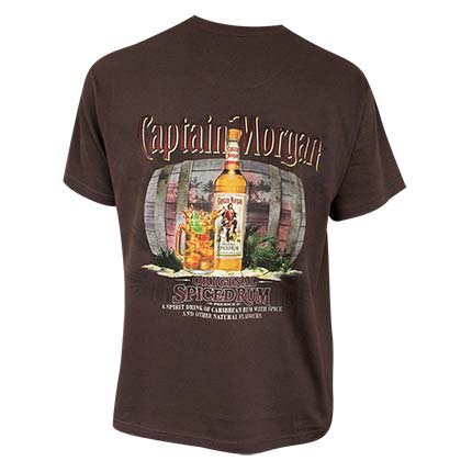 Camiseta Captain Morgan Spiced Rum