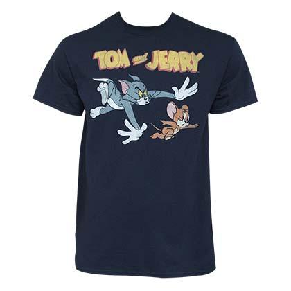 560d06792 Camiseta Tom   Jerry de hombre Original  Compra Online en Oferta