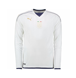 Camiseta manga larga Italia Fútbol Away