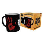 Taza Sensible al Calor The Walking Dead - Hands