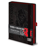 Cuaderno Sons of Anarchy 258234