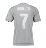 Camiseta Real Madrid 2015-2016 Away