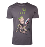 Camiseta Guardians of the Galaxy