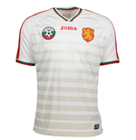 Camiseta Bulgaria Fútbol 2016-2017 Home