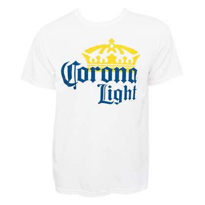 Camiseta Coronita Light Large Logo