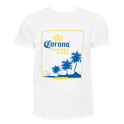Camiseta Coronita Summer Vibes