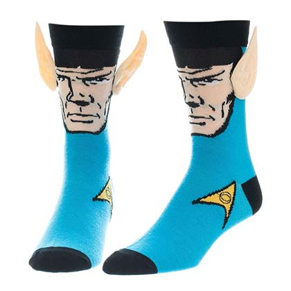 Calcetines Star Trek