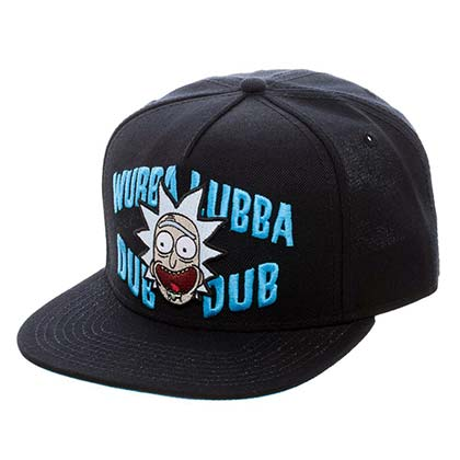 Gorra Rick and Morty Wubba