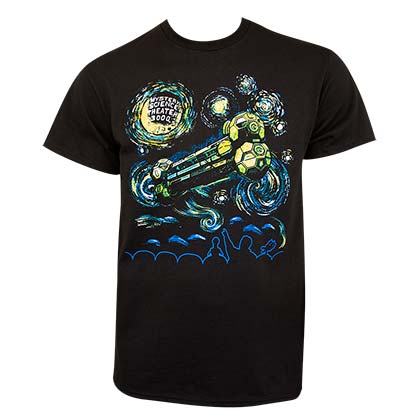 Camiseta Mystery Science Theater 3000 de hombre