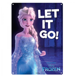 Placa Frozen 258937