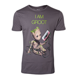 Camiseta Guardians of the Galaxy 259019