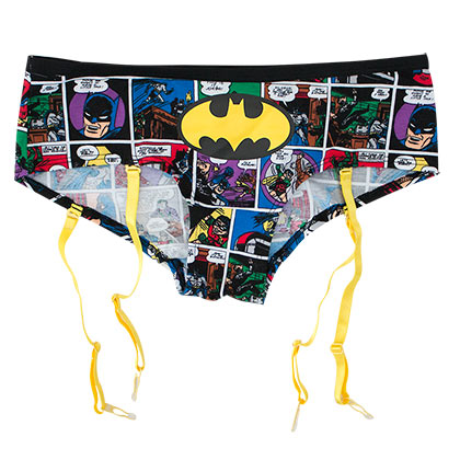 Bragas Batman Art Garter