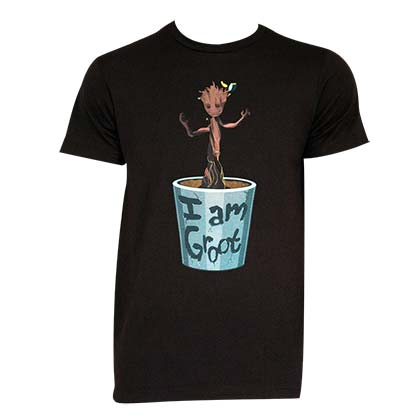 Camiseta Guardians of the Galaxy I Am Groot