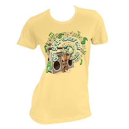 Camiseta Guardians of the Galaxy Get Your Groot On de mujer
