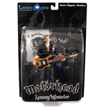 Motörhead Figura Lemmy Kilmister Black Pick Guard Guitar 16 cm