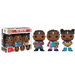 WWE Wrestling Pack de 3 Figuras POP! Vinyl The New Day Booty O'S 9 cm