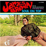 Vinilo James Brown - Soul On Top (Lp Gatefold Edition)