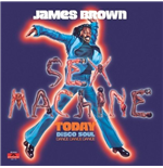 Vinilo James Brown - Sex Machine Today