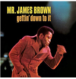 Vinilo James Brown - Gettin Down To It