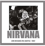 Vinilo Nirvana - Live On Kaos-Fm Seattle 1987 (Picture Disc)