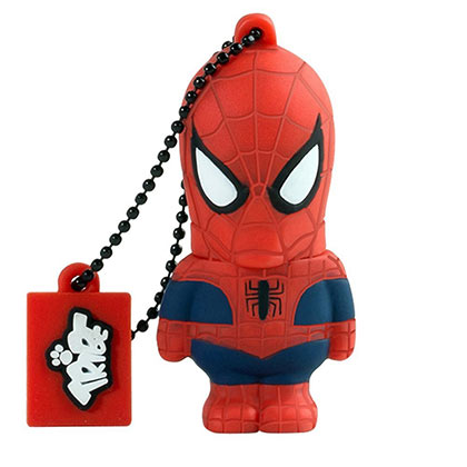 Memoria USB Spiderman
