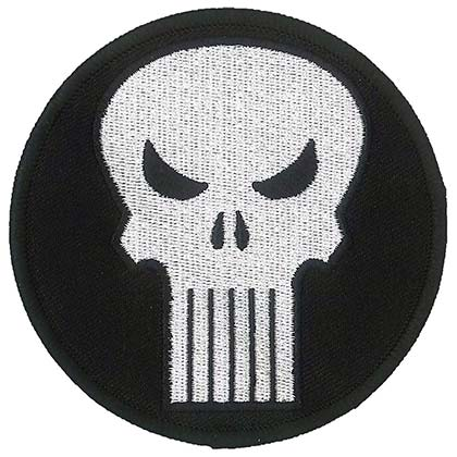 Parche The punisher