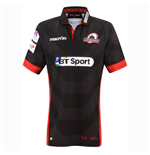 Camiseta Edinburgh rugby 2016-2017 Home