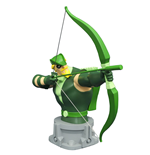 Justice League Unlimited Animated Busto Green Arrow 15 cm