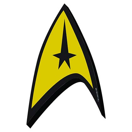 Imán Star Trek