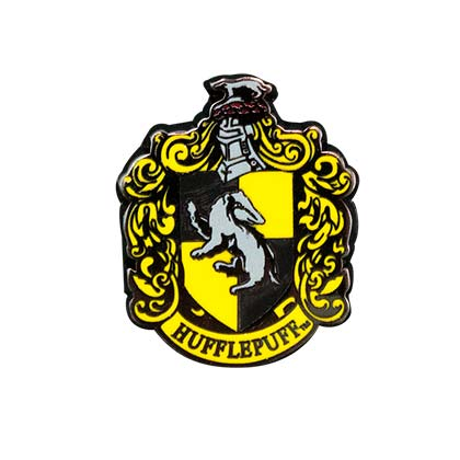 Pin Harry Potter Hufflepuff