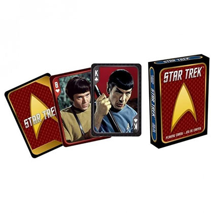 Cartas Star Trek