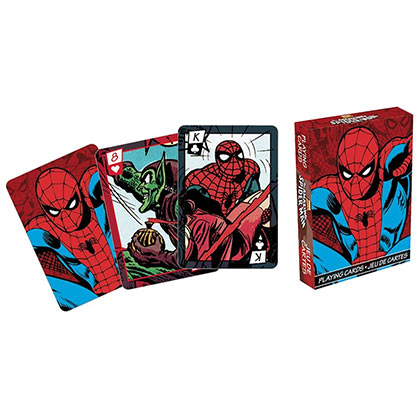 Cartas Spiderman