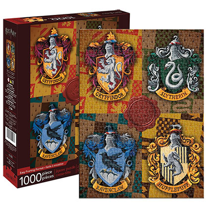 Puzzle Harry Potter Hogwarts