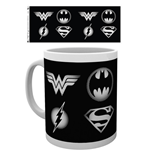 Taza Superhéroes DC Comics 259909