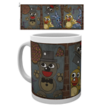 Taza Five Nights at Freddy's 259921