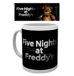 Taza Five Nights at Freddy's - Logo (Tazza)