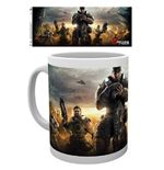 Taza Gears of War 259925