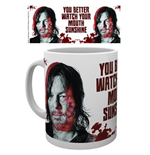 Taza The Walking Dead 260030